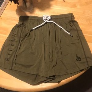 Ryderwear Squat Shorts